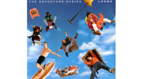 adventure babies laugh